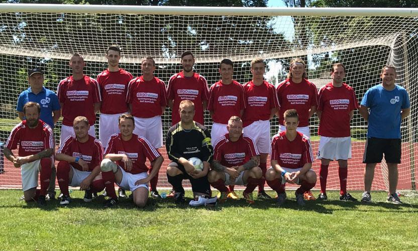 Eintracht Königs Wusterhausen II vs. FC Viktoria Jüterbog II 2:4 (1:3)