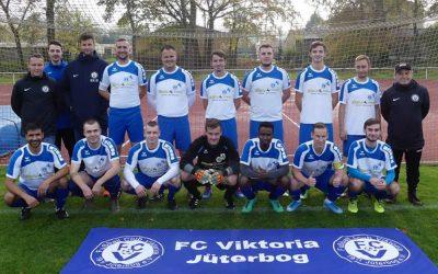 FC Viktoria Jüterbog II vs. SV Grün-Weiß Märkisch Buchholz 6:1 (2:0)