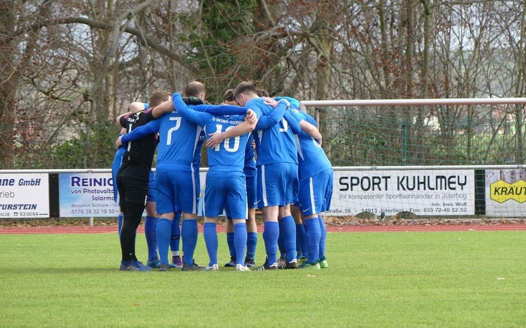 FC Viktoria Jüterbog vs. SG 47 Bruchmühle 2:0 (0:0)