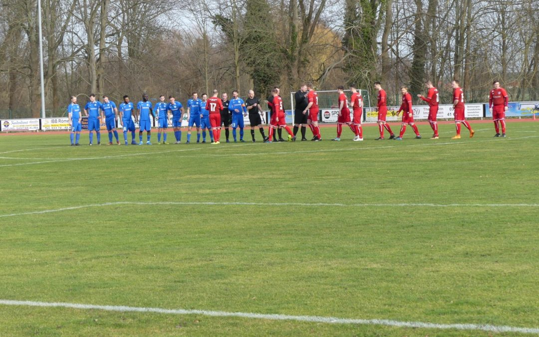 FC Viktoria Jüterbog vs. FSV Rot-Weiß Luckau 5:1 (3:1)