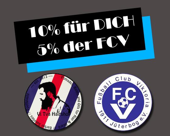 Sparen und unterstützen – FCV putz dich heraus