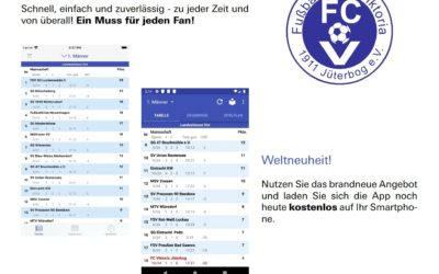 Neue FCV-App